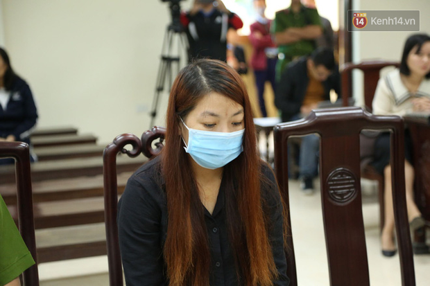 Mẹ mìn bắt cóc bé trai 2 tuổi ở Bắc Ninh bật khóc khi bị tuyên án 5 năm tù - Ảnh 6.