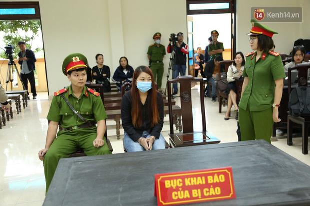 Mẹ mìn bắt cóc bé trai 2 tuổi ở Bắc Ninh bật khóc khi bị tuyên án 5 năm tù - Ảnh 7.