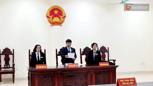 Mẹ mìn bắt cóc bé trai 2 tuổi ở Bắc Ninh bật khóc khi bị tuyên án 5 năm tù - Ảnh 8.