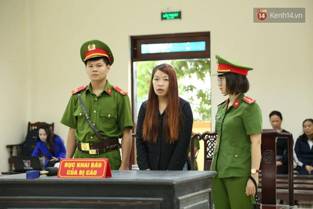 Mẹ mìn bắt cóc bé trai 2 tuổi ở Bắc Ninh bật khóc khi bị tuyên án 5 năm tù - Ảnh 9.