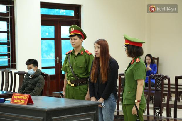 Mẹ mìn bắt cóc bé trai 2 tuổi ở Bắc Ninh bật khóc khi bị tuyên án 5 năm tù - Ảnh 10.