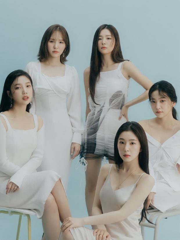 Irene lộ diện cùng Red Velvet sau phốt chấn động: SM có động thái quá bất ngờ còn netizen lật kèo khen nhan sắc hết lời! - Ảnh 2.