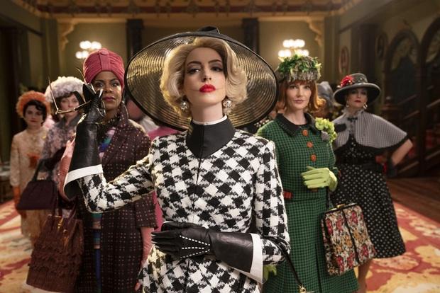 Phù Thủy, Phù Thủy: Anne Hathaway hóa yêu quái dọa con nít cười bể bụng, mùa Halloween mà bỏ qua là phí của trời nha! - Ảnh 2.