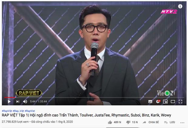 Rapper San E - producer Show Me The Money bình luận dưới tập 1 Rap Việt, dành sự tôn trọng đến dàn HLV và khen rapper Việt Nam quá tài năng! - Ảnh 1.