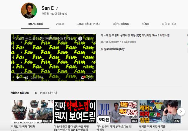 Rapper San E - producer Show Me The Money bình luận dưới tập 1 Rap Việt, dành sự tôn trọng đến dàn HLV và khen rapper Việt Nam quá tài năng! - Ảnh 3.