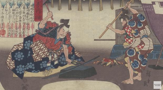Kiếm katana Nhật Bản có giá tới cả trăm triệu đồng: Nhìn nghệ nhân rèn kiếm mất 18 tháng để làm 1 thanh, bạn sẽ hiểu tại sao nó lại đắt đến thế - Ảnh 2.