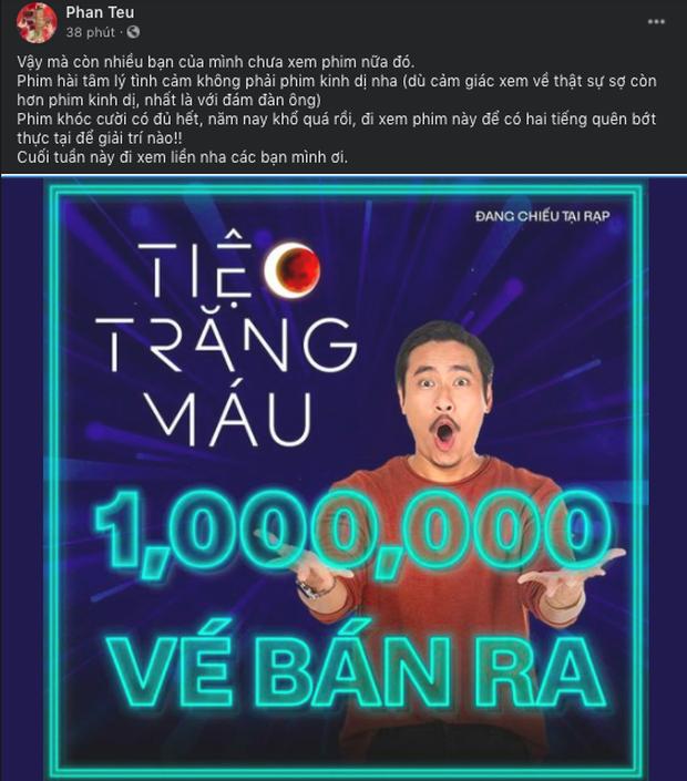 Tiệc Trăng Máu cán mốc 1 triệu vé, tín hiệu phòng vé Việt hồi sinh sau đại dịch không còn xa - Ảnh 2.