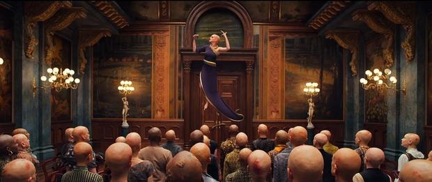 Phù Thủy, Phù Thủy: Anne Hathaway hóa yêu quái dọa con nít cười bể bụng, mùa Halloween mà bỏ qua là phí của trời nha! - Ảnh 6.
