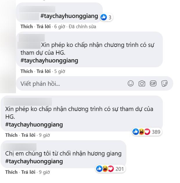 Giữa bão drama Hương Giang, Chị Em Chúng Mình bị khán giả gay gắt đòi tẩy chay - Ảnh 2.