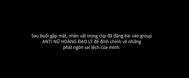 Trọn bộ 5 bản nhạc nền Hương Giang sử dụng để biên tập clip gặp antifan, từ trinh thám căng thẳng đến êm ái làm hoà đều rất hợp cảnh! - Ảnh 11.