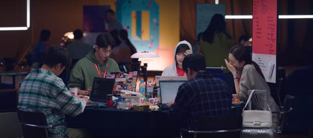 Nam phụ quốc dân suýt thú nhận thân phận với Suzy thì Nam Joo Hyuk phá đám ở tập 5 Start Up, tức ghê! - Ảnh 4.