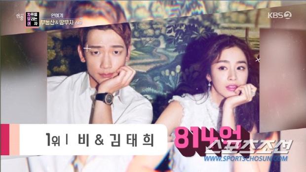 Top đại gia bất động sản Kbiz: Mợ chảnh Jeon Ji Hyun gây choáng vì mua nhà trả 1 cục, Bi Rain - Kim Tae Hee giữ vị trí nào? - Ảnh 2.
