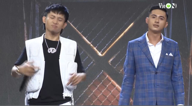 Ricky Star rap Con Nhà Người Ta rồi đi đường quyền đại náo Rap Việt khiến Binz tấm tắc: Ở đâu em cũng là ngôi sao! - Ảnh 7.