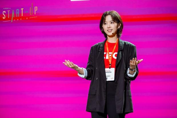 Nam phụ quốc dân suýt thú nhận thân phận với Suzy thì Nam Joo Hyuk phá đám ở tập 5 Start Up, tức ghê! - Ảnh 6.