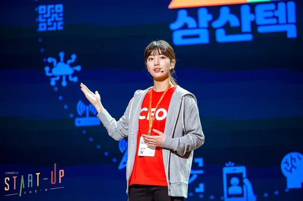 Nam phụ quốc dân suýt thú nhận thân phận với Suzy thì Nam Joo Hyuk phá đám ở tập 5 Start Up, tức ghê! - Ảnh 5.