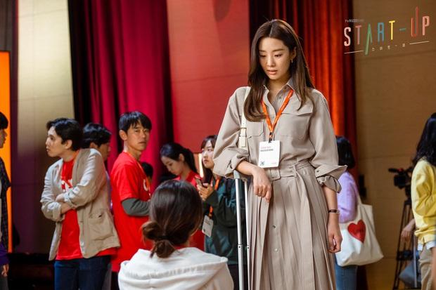 Nam phụ quốc dân suýt thú nhận thân phận với Suzy thì Nam Joo Hyuk phá đám ở tập 5 Start Up, tức ghê! - Ảnh 3.