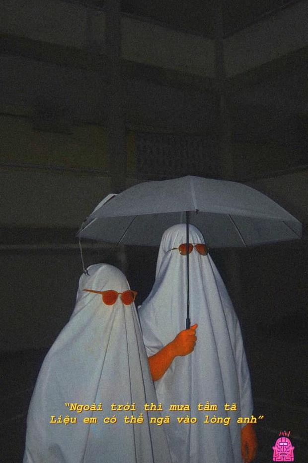 Những màn hóa trang siêu dị của học sinh ngày Halloween, thầy cô cũng lầy lội chẳng kém - Ảnh 10.