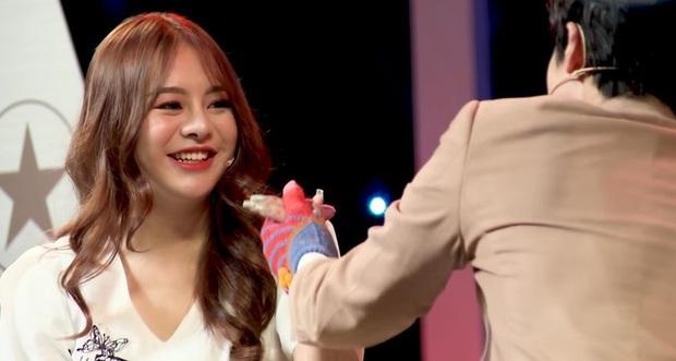 Cô gái nhận ra crush qua bản cover của Sơn Tùng M-TP nên quyết tâm đến show hẹn hò để tỏ tình - Ảnh 3.