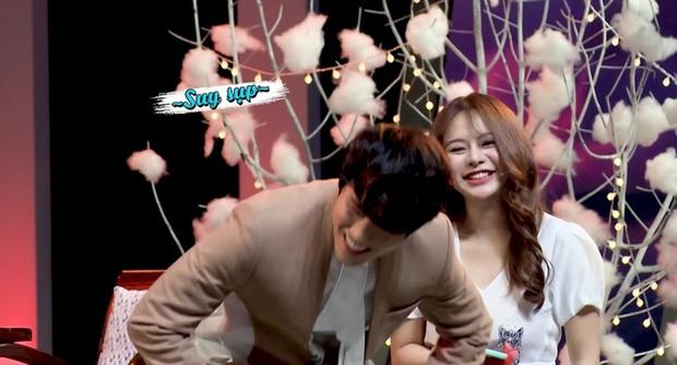 Cô gái nhận ra crush qua bản cover của Sơn Tùng M-TP nên quyết tâm đến show hẹn hò để tỏ tình - Ảnh 4.