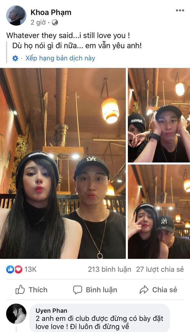 Karik và Bella vướng nghi vấn rạn nứt: Unfollow nhau, ảnh chung ở Instagram đàng gái bay màu! - Ảnh 6.