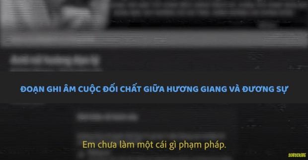 Review show Hương Giang: 17 phút hoá thù thành bạn đi vào lịch sử Internet và lòng người hâm mộ, cuộc đời có bao lâu mà hững hờ! - Ảnh 1.