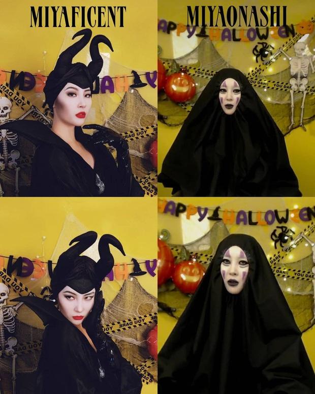 Dàn sao thế giới chặt chém Halloween: Nancy (MOMOLAND) hot nhất Kpop, Kylie chơi trội vẫn để thua bà hoàng Heidi Klum - Ảnh 3.