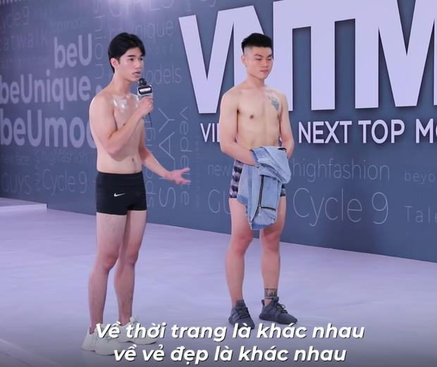 Vietnams Next Top Model: Bị thí sinh gọi nhầm tên thành Hương Giang, phản ứng của Võ Hoàng Yến gây chú ý - Ảnh 4.