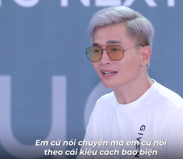 Vietnams Next Top Model: Bị thí sinh gọi nhầm tên thành Hương Giang, phản ứng của Võ Hoàng Yến gây chú ý - Ảnh 5.