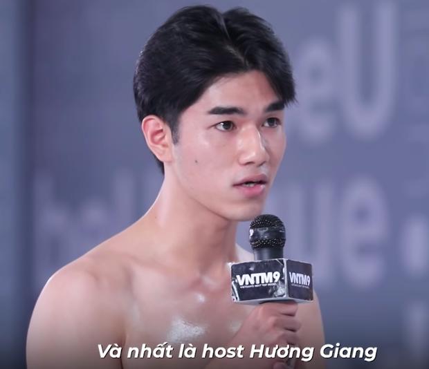Vietnams Next Top Model: Bị thí sinh gọi nhầm tên thành Hương Giang, phản ứng của Võ Hoàng Yến gây chú ý - Ảnh 1.