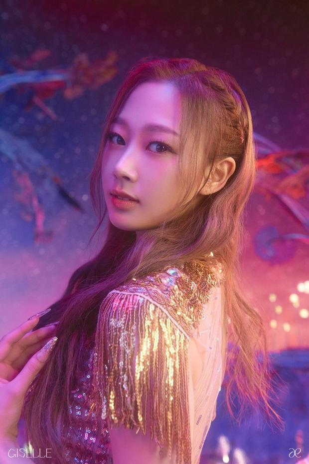 Rapper của aespa lập kỷ lục idol nữ có thời gian thực tập ngắn nhất tại SM, hẳn là khả năng bắn rap sẽ cực đỉnh lắm đây? - Ảnh 2.