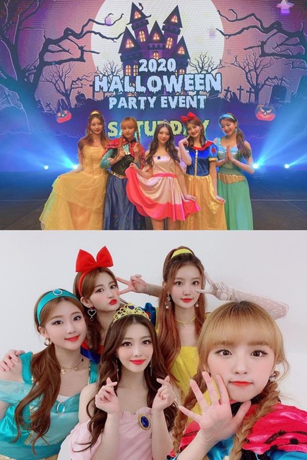 Dàn sao thế giới chặt chém Halloween: Nancy (MOMOLAND) hot nhất Kpop, Kylie chơi trội vẫn để thua bà hoàng Heidi Klum - Ảnh 11.