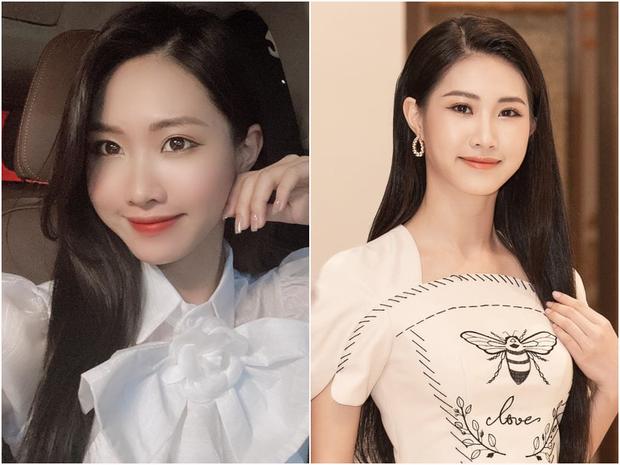 Đọ ảnh selfie vs khi đi thi của thí sinh Hoa hậu Việt Nam, nhan sắc liệu có giống trên mạng?  - Ảnh 7.