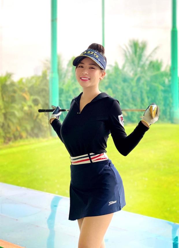 Cô chủ thẩm mỹ viện nghiện golf: Mỗi lần ra sân mặc 1 bộ đồ, chuyện chơi để kiếm đại gia thì ai cần cái gì tìm cái đó thôi - Ảnh 1.