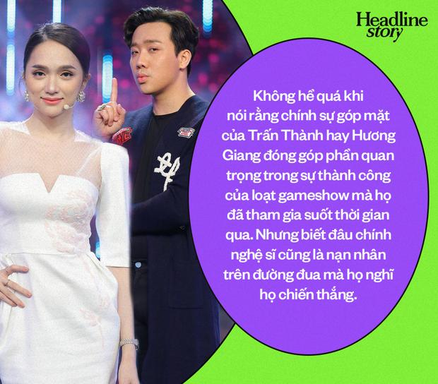 Trấn Thành, Hương Giang và bẫy nguy hiểm của những ngôi sao hoạt ngôn trên sóng truyền hình - Ảnh 12.
