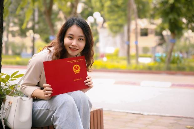 Tân cử nhân Kiểm toán duy nhất của ĐH Kinh tế Quốc dân tốt nghiệp thần tốc sau 3 năm, vừa nhận bằng Giỏi vừa là Đảng viên - Ảnh 7.