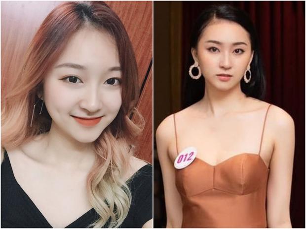 Đọ ảnh selfie vs khi đi thi của thí sinh Hoa hậu Việt Nam, nhan sắc liệu có giống trên mạng?  - Ảnh 19.