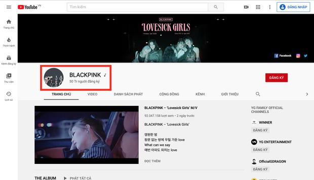 BLACKPINK vừa trở thành nghệ sĩ Kpop đầu tiên đạt nút Ruby của YouTube, nó xịn sò thế nào? - Ảnh 1.