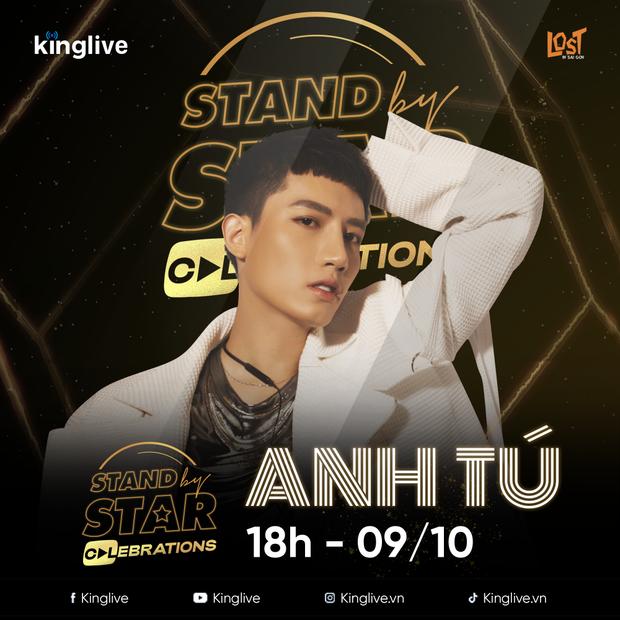 Stand By Star công bố line-up đông khủng với gần 30 nghệ sĩ, liệu dàn thí sinh Rap Việt và King Of Rap sẽ có màn battle? - Ảnh 9.