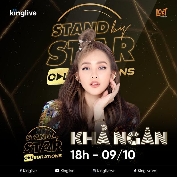 Stand By Star công bố line-up đông khủng với gần 30 nghệ sĩ, liệu dàn thí sinh Rap Việt và King Of Rap sẽ có màn battle? - Ảnh 7.
