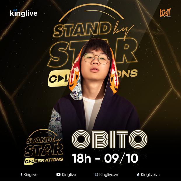 Stand By Star công bố line-up đông khủng với gần 30 nghệ sĩ, liệu dàn thí sinh Rap Việt và King Of Rap sẽ có màn battle? - Ảnh 17.