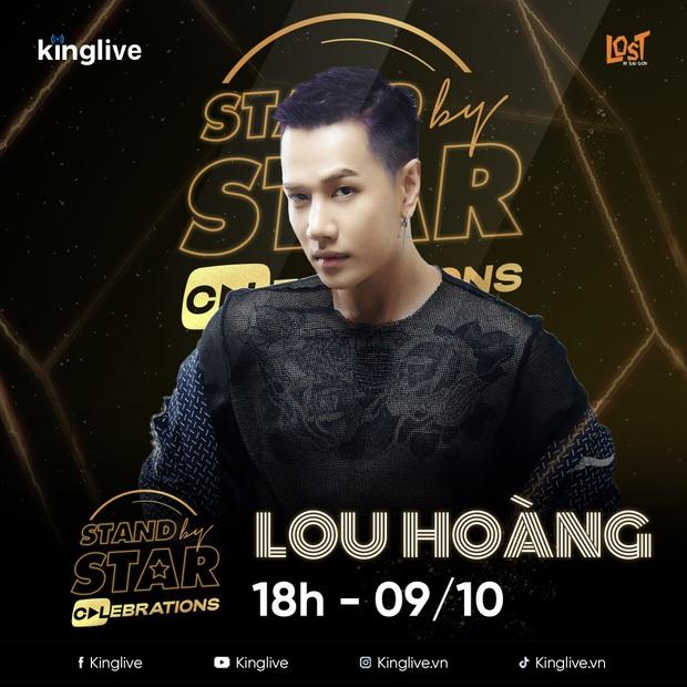 Stand By Star công bố line-up đông khủng với gần 30 nghệ sĩ, liệu dàn thí sinh Rap Việt và King Of Rap sẽ có màn battle? - Ảnh 13.