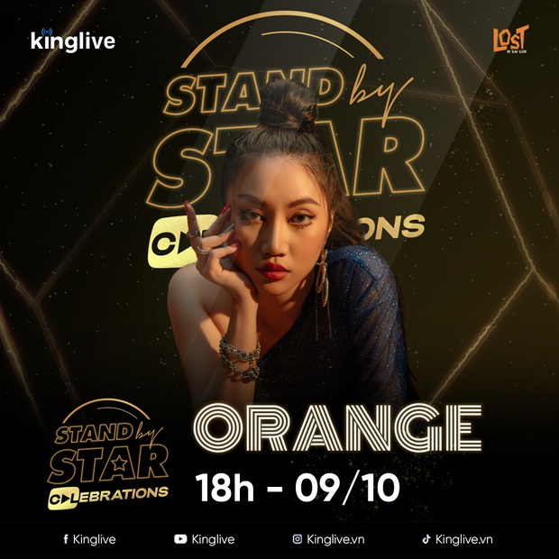 Stand By Star công bố line-up đông khủng với gần 30 nghệ sĩ, liệu dàn thí sinh Rap Việt và King Of Rap sẽ có màn battle? - Ảnh 11.