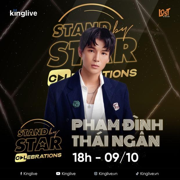 Stand By Star công bố line-up đông khủng với gần 30 nghệ sĩ, liệu dàn thí sinh Rap Việt và King Of Rap sẽ có màn battle? - Ảnh 14.