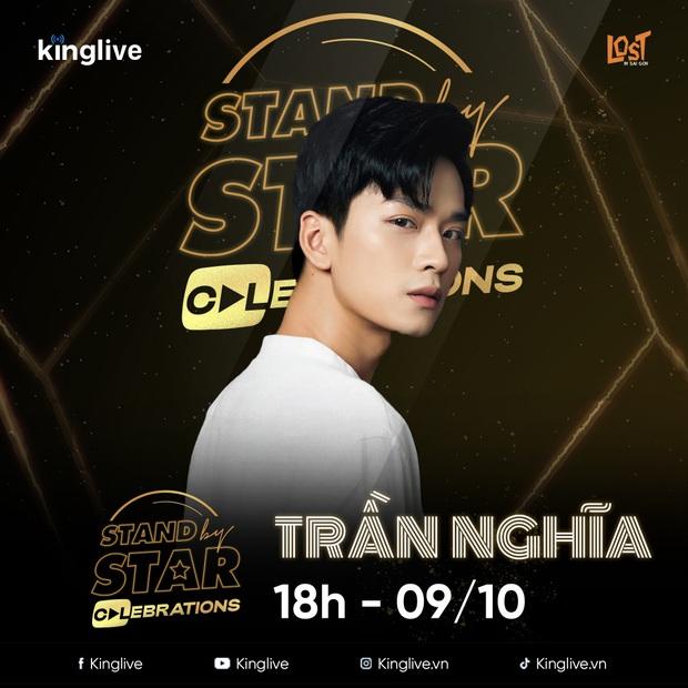 Stand By Star công bố line-up đông khủng với gần 30 nghệ sĩ, liệu dàn thí sinh Rap Việt và King Of Rap sẽ có màn battle? - Ảnh 5.