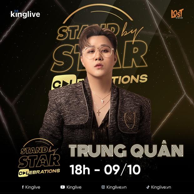 Stand By Star công bố line-up đông khủng với gần 30 nghệ sĩ, liệu dàn thí sinh Rap Việt và King Of Rap sẽ có màn battle? - Ảnh 12.