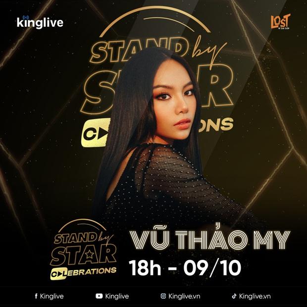 Stand By Star công bố line-up đông khủng với gần 30 nghệ sĩ, liệu dàn thí sinh Rap Việt và King Of Rap sẽ có màn battle? - Ảnh 19.