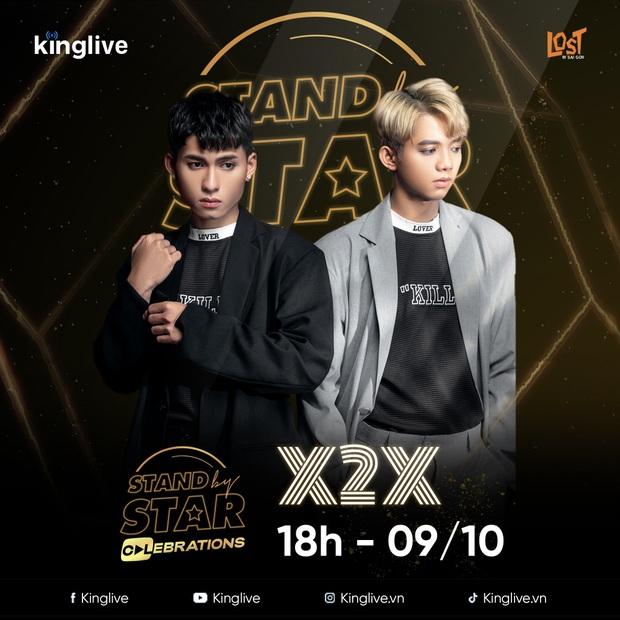 Stand By Star công bố line-up đông khủng với gần 30 nghệ sĩ, liệu dàn thí sinh Rap Việt và King Of Rap sẽ có màn battle? - Ảnh 20.