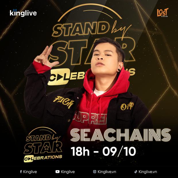 Stand By Star công bố line-up đông khủng với gần 30 nghệ sĩ, liệu dàn thí sinh Rap Việt và King Of Rap sẽ có màn battle? - Ảnh 16.
