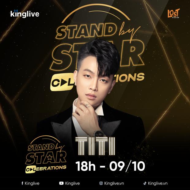 Stand By Star công bố line-up đông khủng với gần 30 nghệ sĩ, liệu dàn thí sinh Rap Việt và King Of Rap sẽ có màn battle? - Ảnh 15.