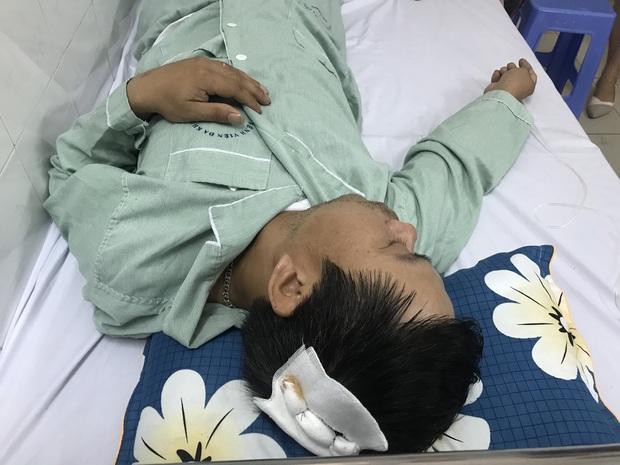 """Nhân viên phụ xe bị đánh gục giữa lòng Hà Nội: """"Tôi không ngờ họ lại đánh mình dã man đến thế"""" - Ảnh 4."""